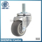 "1.25""Micro Duty TPR Fixed Caster Wheel"