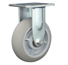 5' TPR Rigid Caster Wheel for Heavy Duty