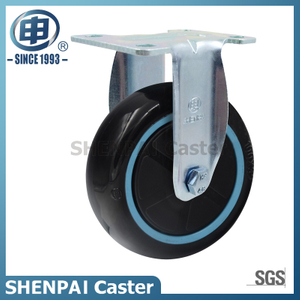 "3"" Polyurethane Rigid Caster Wheel"